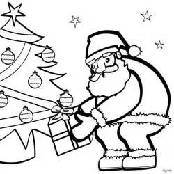 dibujos de navidad pap noel gracioso para colorear 301 moved permanently