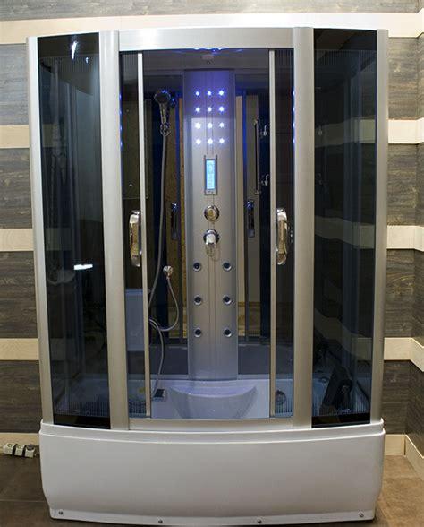 cabina vasca idromassaggio cabina con vasca idromassaggio 135x85 150x85 170x85 sauna