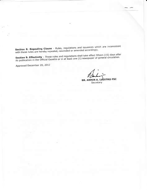 appointment letter with and regulations appointment letter with and regulations 28 images 28