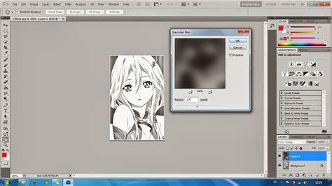 tutorial edit foto melalui photoshop tutorial membuat foto menjadi sketsa pensil melalui photoshop