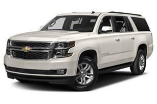 Chevrolet Suburban New 2017 Chevrolet Suburban Price Photos Reviews