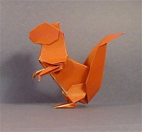 Squirrel Origami - squirrel origami for the enthusiast the unofficial