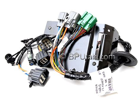 range rover trailer wiring harness wiring diagram manual