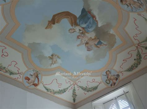 affreschi soffitto il dell affresco affreschi e decorazioni a soffitto