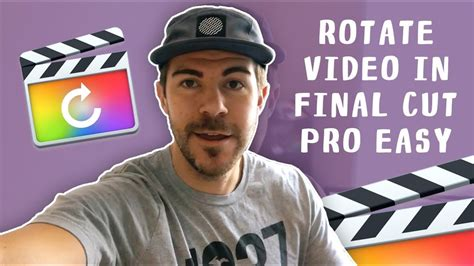 final cut pro rotate video how to rotate video in final cut pro using keyframes youtube