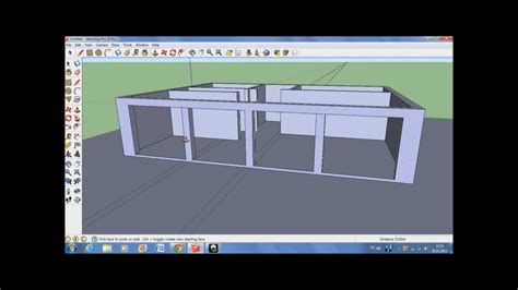 Google Sketchup Tutorial Youtube | google sketchup pro tutorial part1 youtube
