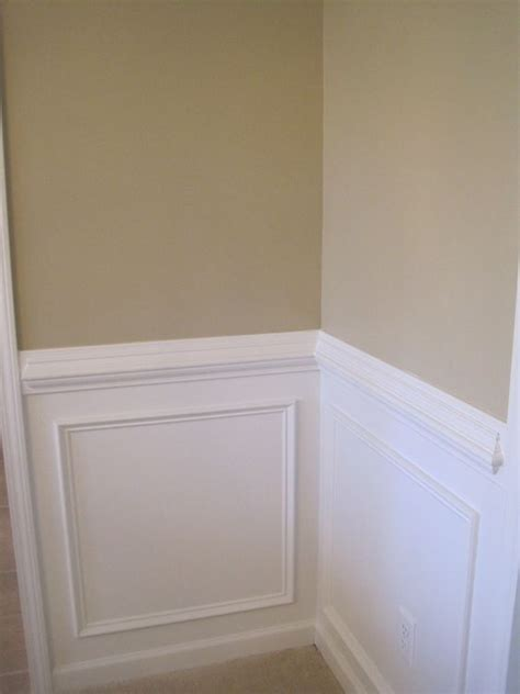 Wainscoting Color Ideas by Painting Ideas With Chair Rail And Two Colors New Paint