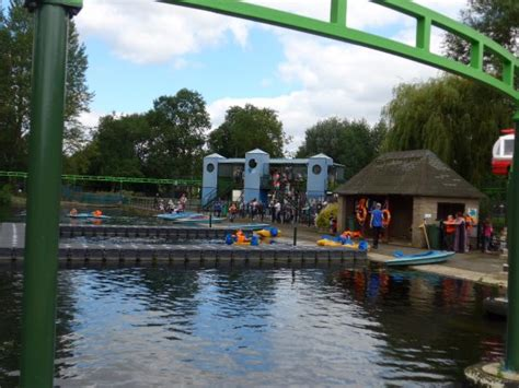 theme park kettering kettering wicksteeds park lake picture of wicksteed