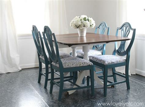re upholstery of dining room chairs dining room chair makeover redhead can decorate