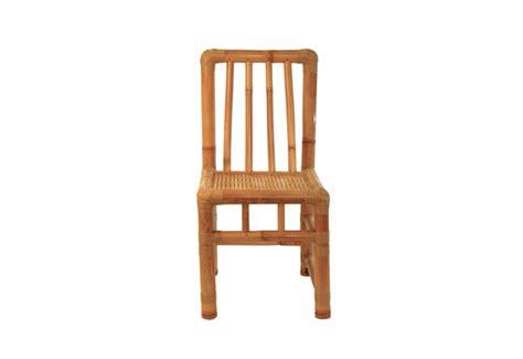 chaise exotique en bambou pour le s 233 jour bali koh deco