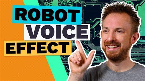 tutorial beatbox robot voice video dailymotion robot voice effect youtube