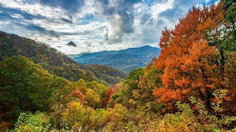 places   fall scenery   south southern living