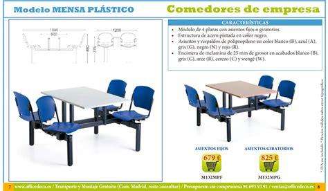 empresas de comedores escolares mobiliario para comedor de empresa y comedores escolares