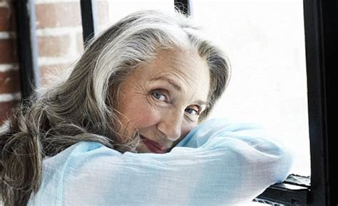 picture of old lady with long hair receding hair the new epidemic in older women daily