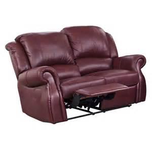 boston 2 seater electric reclining leather sofa sofasworld