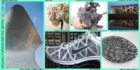 design form trends organic form geometric matrix awol trends