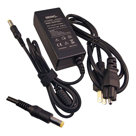 denaq replacement ac adapter for acer aspire one 10 1inch black free shipping batterymart