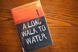 Long walk to water book review epiphanies of beauty