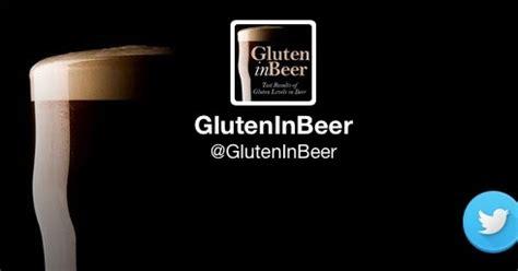 does bud light have gluten gluten in beer follow gluteninbeer on twitter