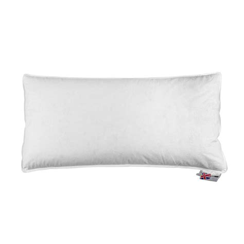 100 duck pillows duck feather and continental pillow 100 cotton