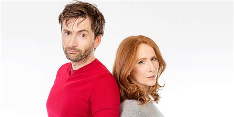 david tennant on catherine tate show catherine tate and david tennant to star in new sky comedy