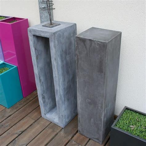 pi 233 destal colonne b 233 ton mobilier design