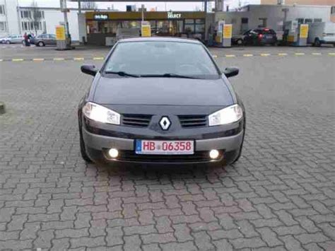 Neuenlander Auto Center by Renault Megane Ii Coupe Cabrio Dynamique Luxe Tolle