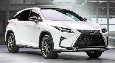 2019 Toyota Lexus by 2019 Lexus Rx 350 Review And Redesign Best Toyota Review