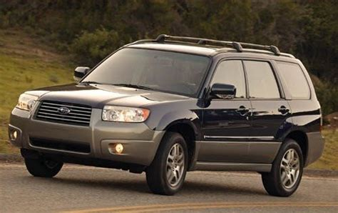2005 subaru forester ll bean edition review used 2007 subaru forester for sale pricing features