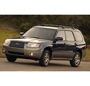 Used 2007 Subaru Forester Wagon Pricing &amp Features  Edmunds