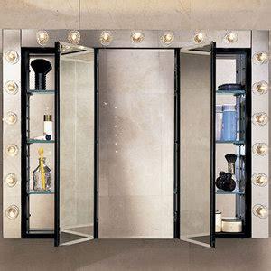 RPLM3630B Series PLM Tri view Medicine Cabinet   Mirror