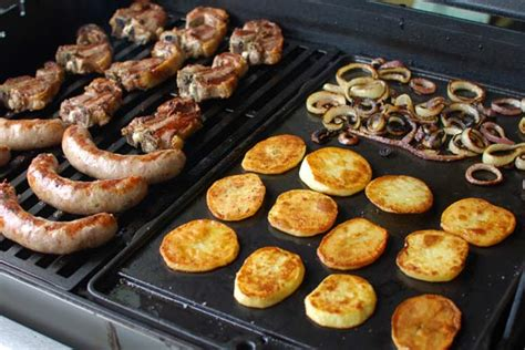 Daurade Grillée Barbecue by Traditional Aussie Barbecue Weber