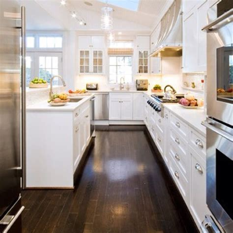 Kitchen White Cabinets Dark Wood Floors Kitchen And Decor White Kitchen Cabinets Wood Floors