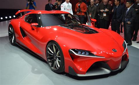 How Much Is The Toyota Ft1 Toyota Ft 1 Concept Look 187 Autoguide News