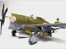 Tamiya 1/72 P-47D Razorback by Dario Giuliano P 47d Thunderbolt