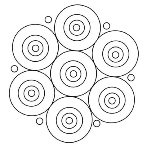 imagenes de mandalas con circulos 50 im 225 genes de mandalas para colorear e imprimir con