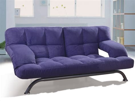 sleeper sofa purple new furniture cozy and