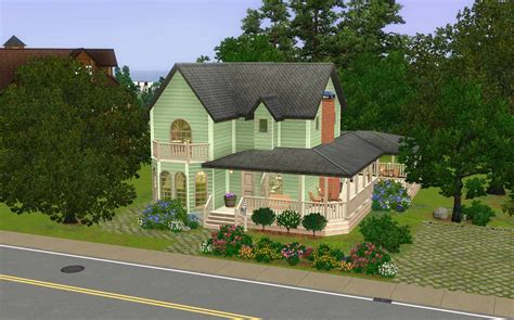sims 2 pets house designs awesome sims 3 ideas for houses pictures house plans 61961