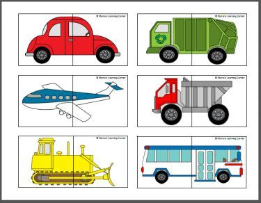 Education Card Transportation 17 best busy book images on autism motor skills and childhood education