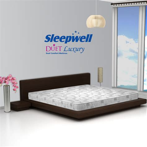 Sleepwell Mattress Bangalore by Duetluxury1 Boriya Bistar
