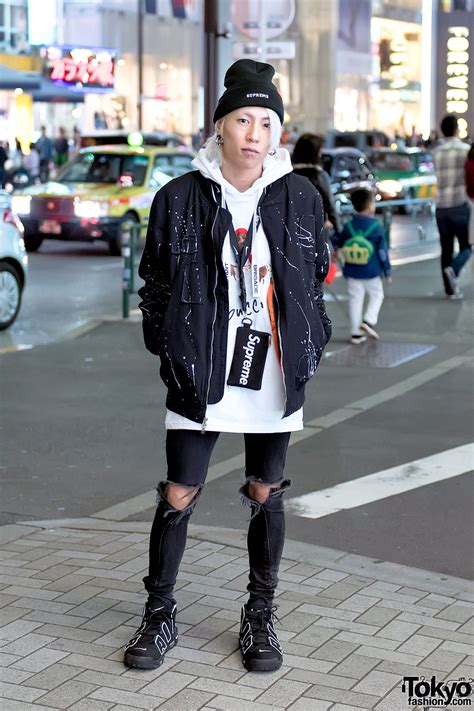 supreme wear harajuku streetwear w supreme x tom jerry reason