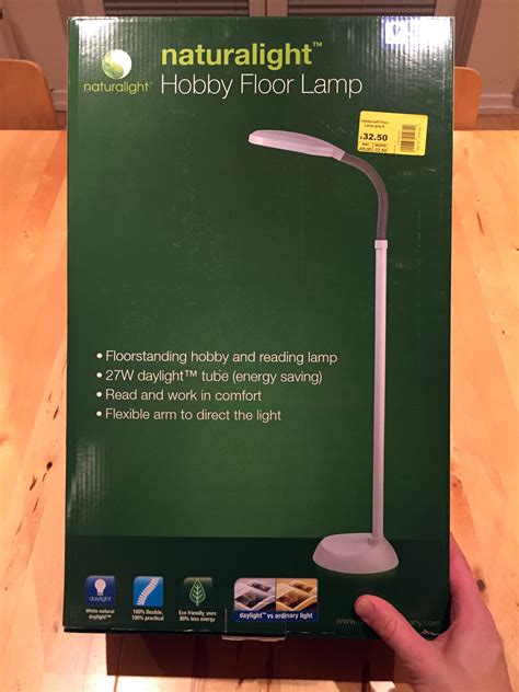 naturalight hobby floor l daylight ls for painting tale of painters