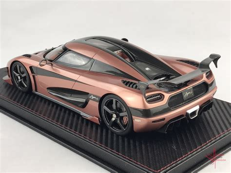 koenigsegg taiwan frontiart koenigsegg agera rs taipei gold 1 18th scale
