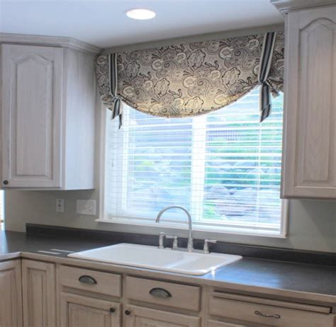 window valance ideas for kitchen cheery window valance valances window treatments kitchen