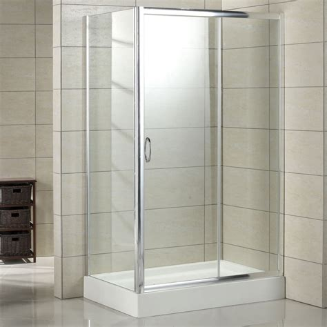 Shower Enclosure With Seat by Shower Stall With Seat Shower Stall Kits With Seat