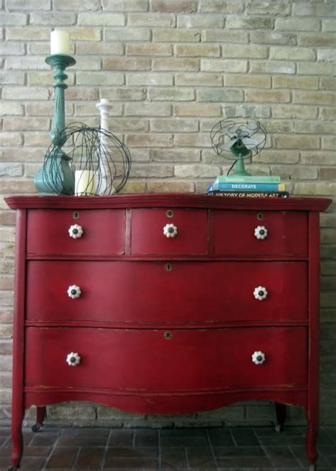 chalk paint 174 burgundy stylish patina