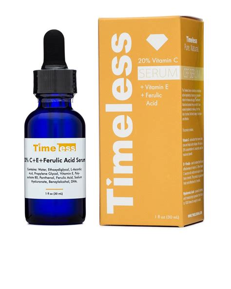 Ser C Serum Vitamin C vitamin c e ferulic acid serum 1oz