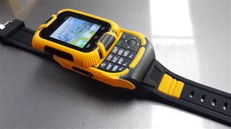 Jam Tangan Plus Handphone baranghobi jam tangan handphone sliding