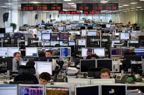 the trade desk glassdoor london trading floor newedge office photo glassdoor