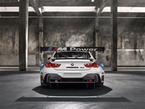 bmw racing colours bmw m6 gt3 finally shows its racing colors carscoops
